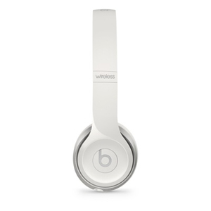 Beats Solo 2 Wireless White On-Ear Headphones