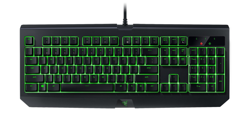 8be15b6bc34 Razer BlackWidow Ultimate Black Gaming Keyboard | Keyboards | Keyboards,  Mice and Graphics | Computers + Accessories | Electronics & Accessories |  Virgin ...