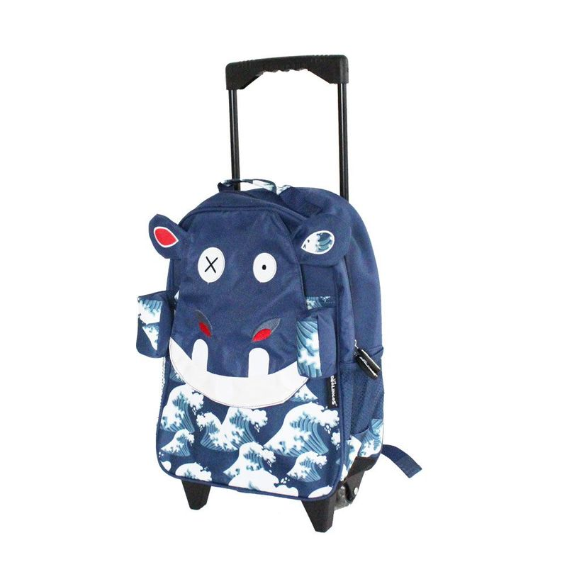 Hippipos the Hippo Trolley Backpack