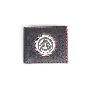 Nintendo Uper Mario Patch Men's Bifold Wallet