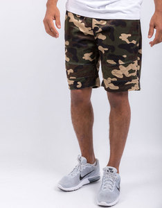Cayler & Sons New Age Knitted Velourshorts Camo