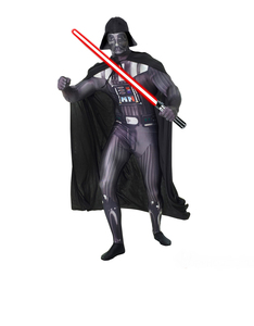 Star Wars Deluxe Darth Vader Morphsuit Unisex