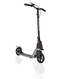 Globber One K180 W/ Brake Black Scooter