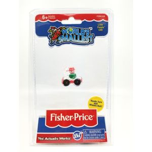 Worlds Smallest Fisher Price Little People Assortment [Includes 1]