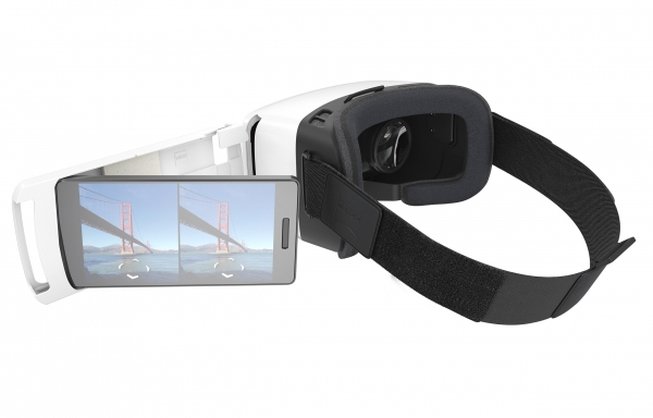 Carl Zeiss VR ONE Plus Virtual Reality Headset
