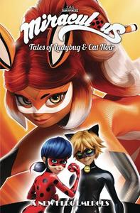 Miraculous: Tales of Ladybug and Cat Noir: Season Two - A New Hero Emerges