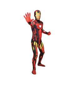 Iron Man Morphsuit Unisex