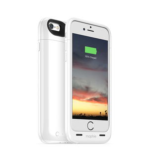 Mophie Juice Pack Air 2750Mah White Iphone 6