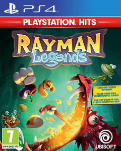 Rayman: Legends - PlayStation Hits - PS4