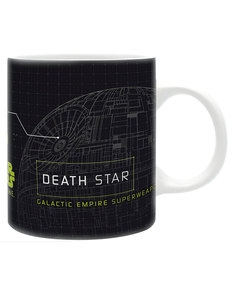 Abystyle Star Wars Mug Rogue One/Deathstar 320ml