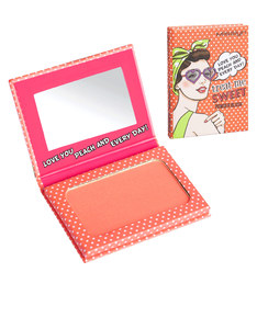 Misslyn Treat Me Sweet Powder Blush No.42 Love You Peach And Every Day