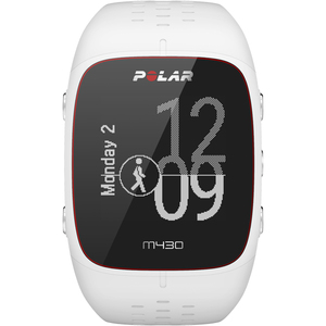 Polar M430 White Smart Watch