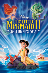 Little Mermaid Ii Dvd