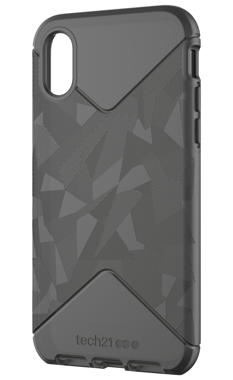 buy popular 6f4ae 2b509 Tech21 Evo Tactical Case Black for iPhone X
