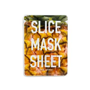 Kocostar Slice Mask Sheet Pineapple [Pack Of 12]