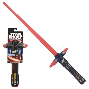 Star Wars E8 Victor Extendable Lightsaber