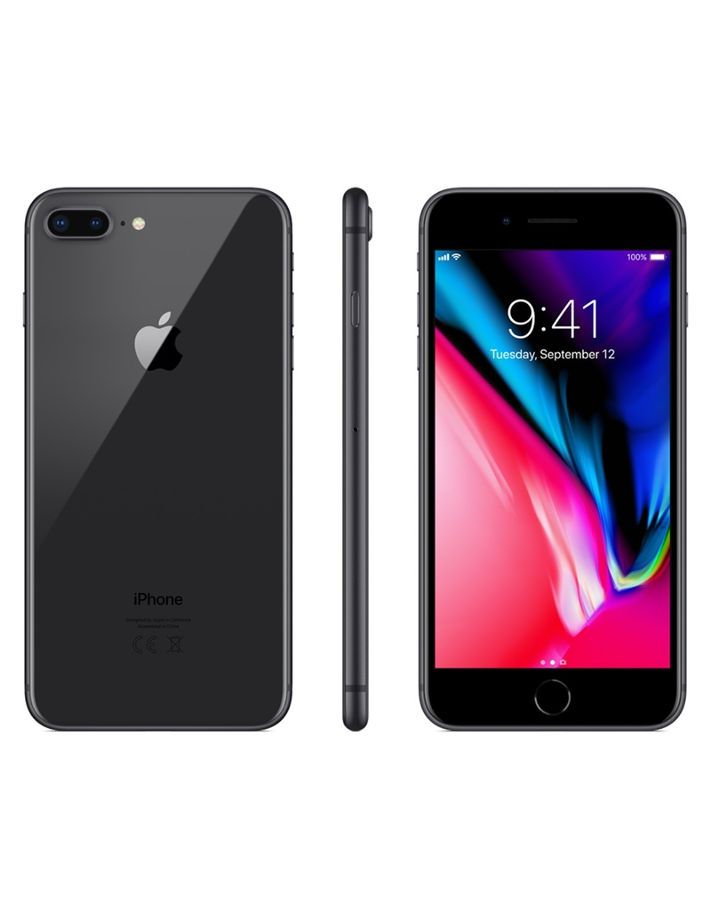 Iphone 8 Plus 256gb Space Grey Iphone Apple