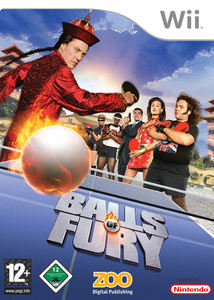 Balls of Fury [Pre-owned]