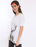Saint Noir Stag Women's T-Shirt