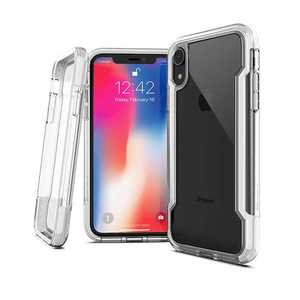 X-Doria Defense Clear Case White for iPhone XR
