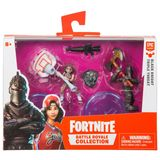 Fortnite Battle Royale Collection S1 Black Knight &    Triple Threat 2 Inch Duo Pack