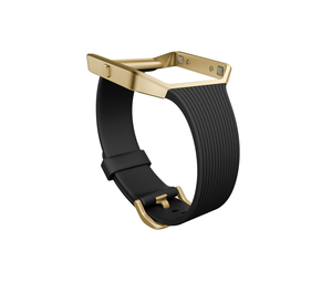 Fitbit Blaze Slim Band +Frame Black/Gold Large