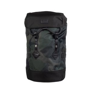 Doughnut Colorado Camo Series Army X Black Backpack