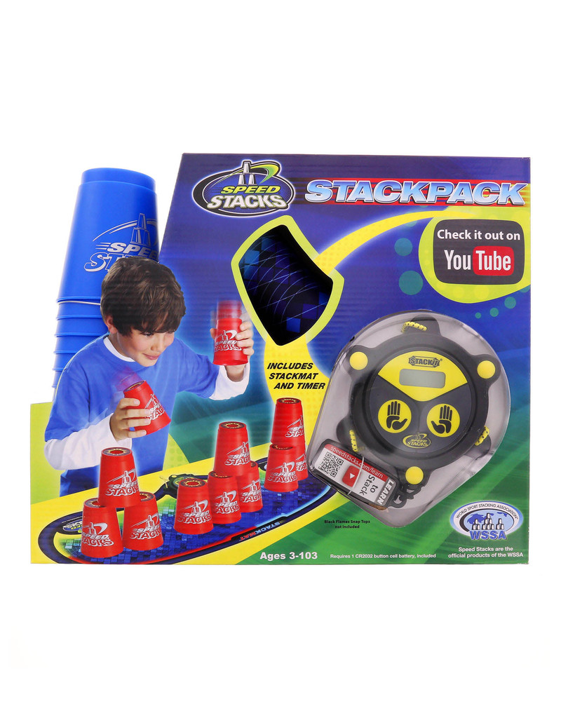 Stack Packs Original Stackpack Blue