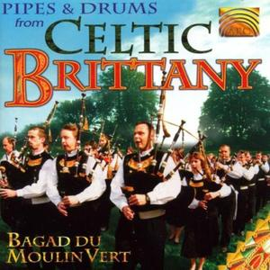 Pipes & Drums From Celtic Britiany