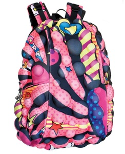 Madpax Bubble Don'T Break My Heart Backpack Full