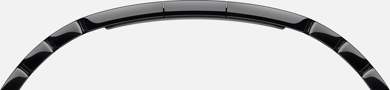 Apple Watch 42mm Space Black Stainless Steel Case Space Black Stainless Steel Link Bracelet