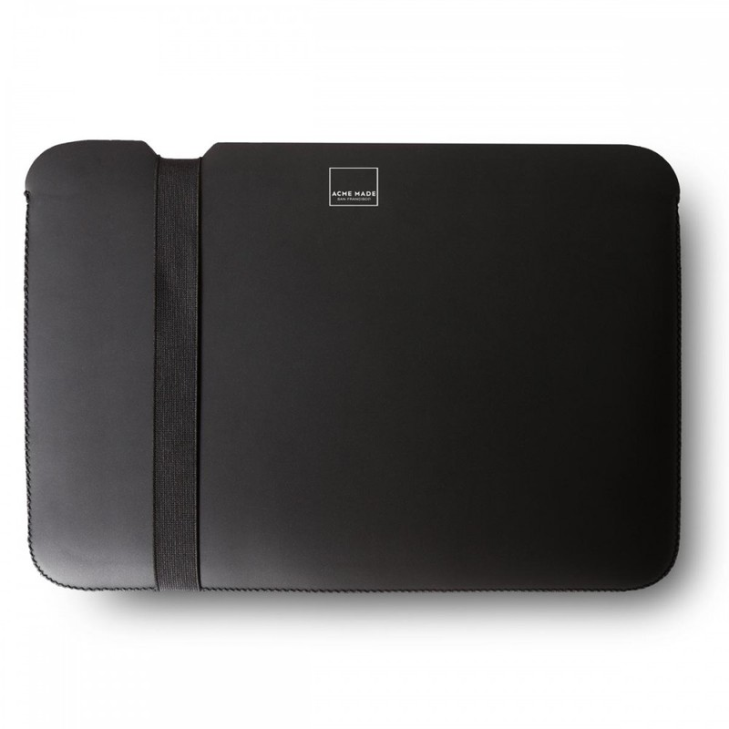 Acme Skinny Sleeve Matte Black Macbook Pro 13