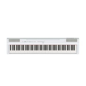 Yamaha P-125 Digital Piano White