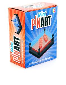 Keycraft Mini Pin Art Craft Kit