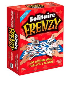 Jax Solitaire Frenzy Board Game