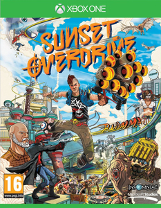 Sunset Overdrive [Pre-owned]