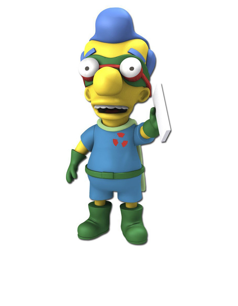 Grown Up Toys For Boys : Neca simpsons th anniversary milhouse as fallout boy