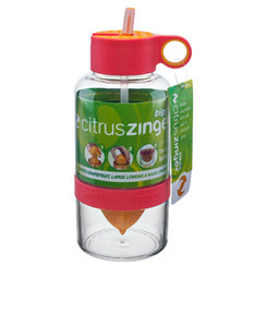 Zing Anything Citrus Zinger Biggie Bottle Red