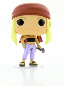 Funko Pop Full Metal Alchemist Winry Vinyl Figure