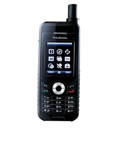 "Thuraya XT 2"" 193g Black"