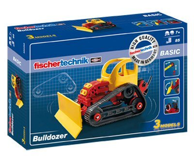 Fischertechnik Basic Bulldozer Building Set