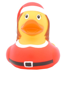 Lilalu Mrs. Claus Duck Small