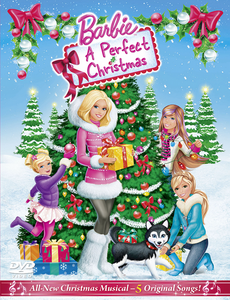 Barbie A Perfect Holiday Dvd