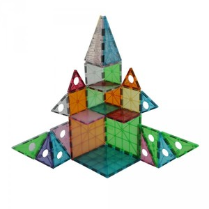 Magna-Tiles Frost 33 Piece Gs Building Set