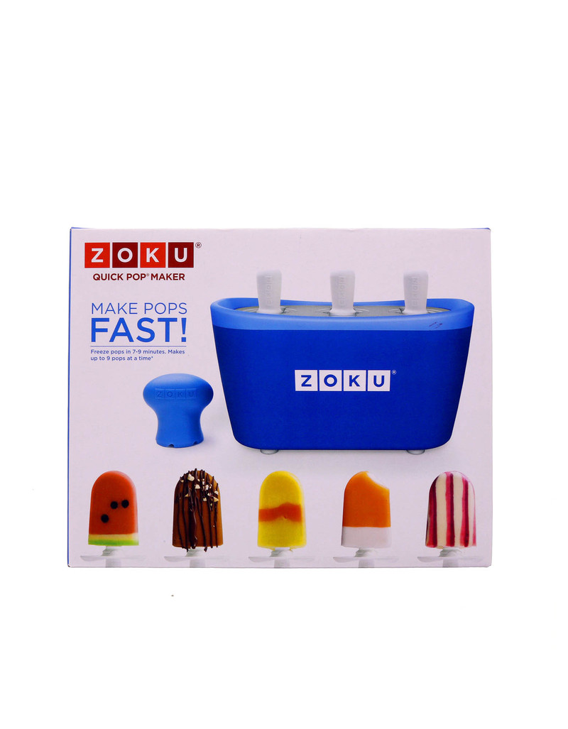 Zoku Blue Quick Pop Maker