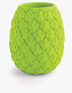 Mustard Totally Tropical Green Pineapple Shaped Penpot
