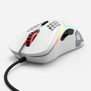 Glorious Model D White Gaming Mouse