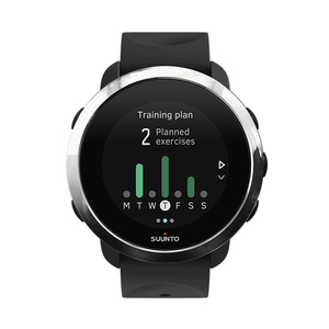 Suunto 3 Fitness Black Sports Watch