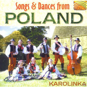SONGS & DANCE FROM POLAND
