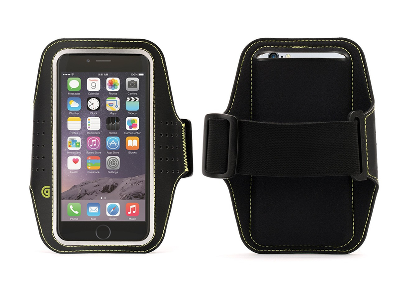 Griffin Trainer Armband Black Iphone 6